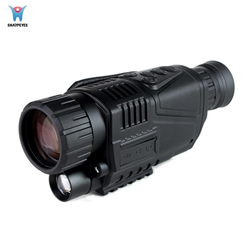 Military Tactic/ Night Hunting Digital Night Vision Monocular P1S-0540