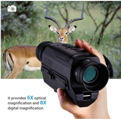 Hand-held Digital Night-Vision Device PJ2-0532