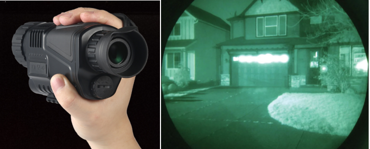 FAQ about Digital Night Vision