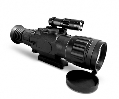 E-compass WiFi Outdoor Hunting Infrared Night Vision Riflescope